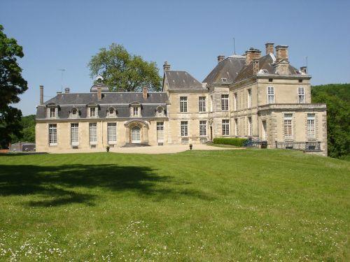 The Chateau de Cirey-sur-Blaise