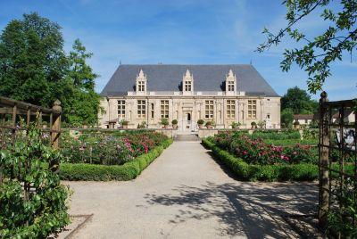Chateau du Grand Jardin a Joinville
